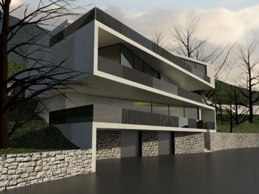Lateral Apartments, Sarajevo
