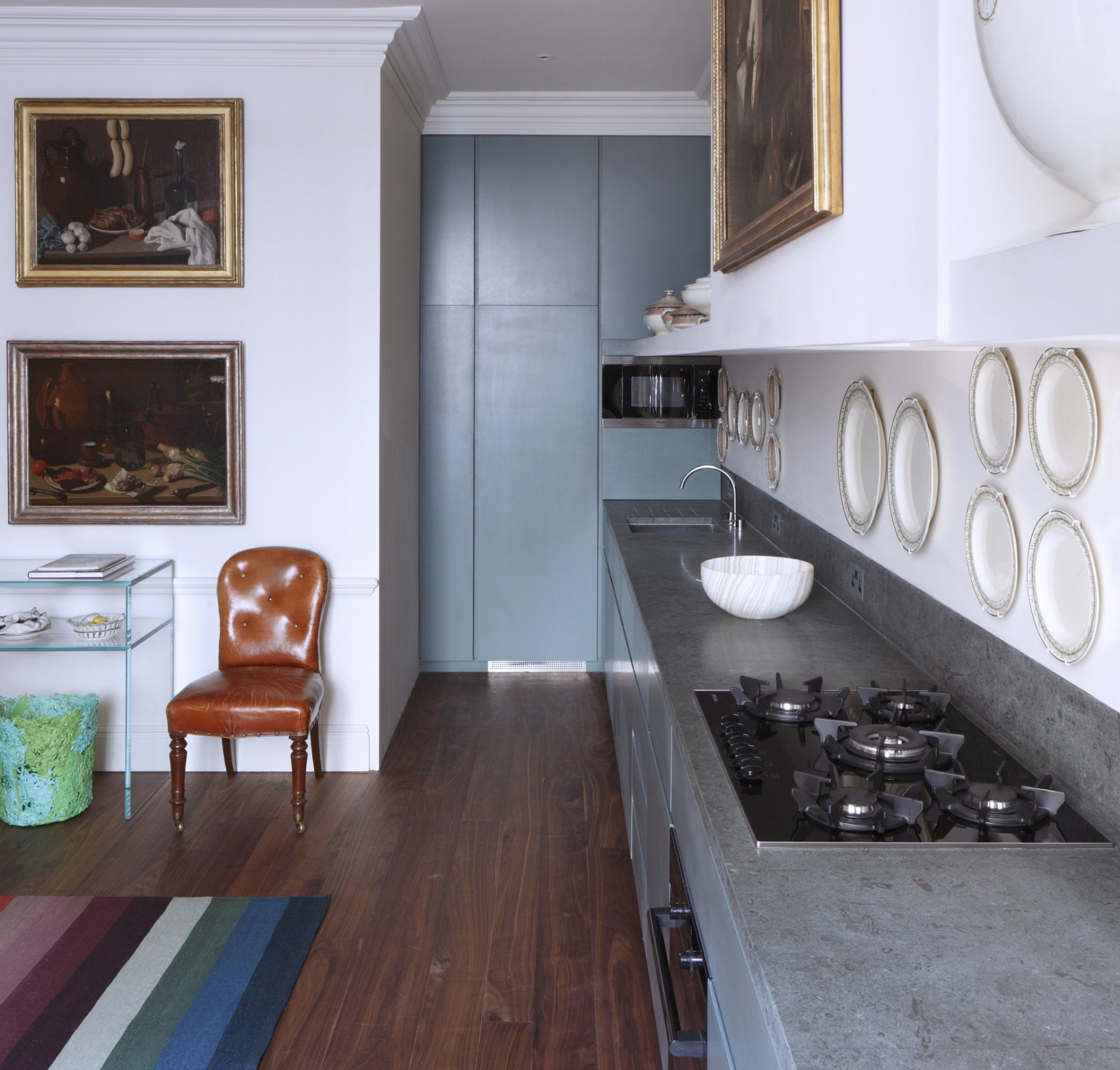 Apartment in Grade II Listed Building , Westminster